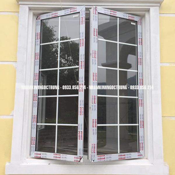 cửa sổ nhôm xinfa