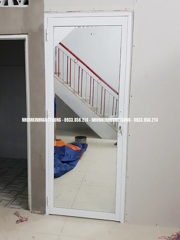cửa nhôm kính 1 cánh