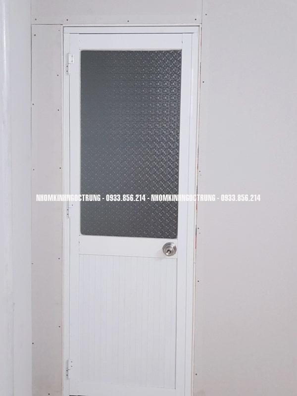 cửa nhôm 1 cánh
