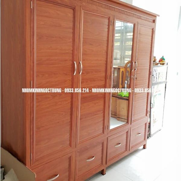 tủ quần áo TA002 2