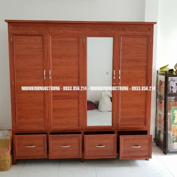 tủ quần áo TA002 1