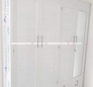 tủ quần áo TA004