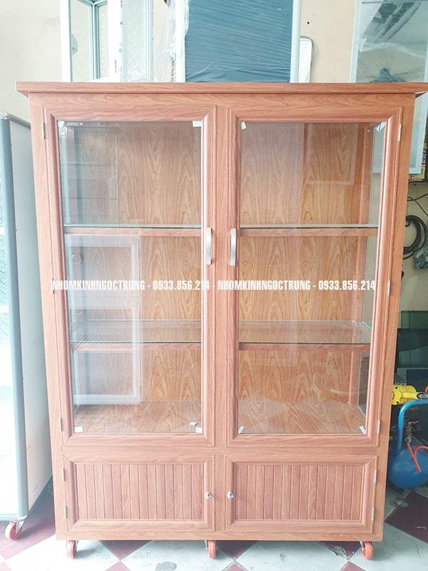 tủ bán hàng TH009