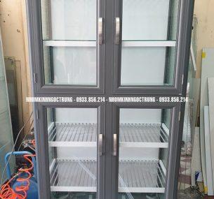 tủ chén xám TCX08162100