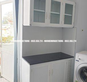 tủ bếp TB011