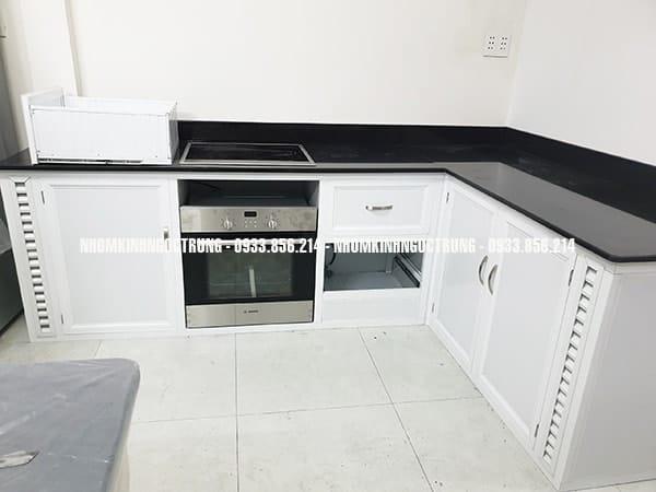 tủ bếp dưới tb012
